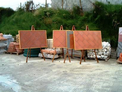Manufatti cemento per giardino